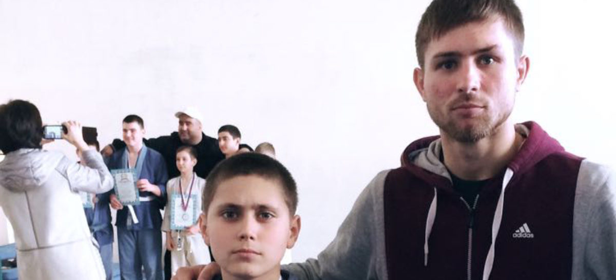 Сальский дзюдоист представит наш район в Калмыкии