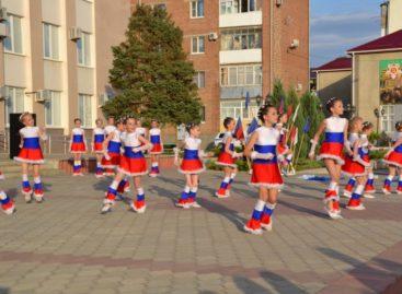 День России в Сальске: спортивные соревнования, викторина и концерт
