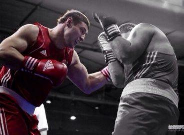 Сальчанин Гасан Гимбатов дебютирует в профессиональном боксе 8 июля