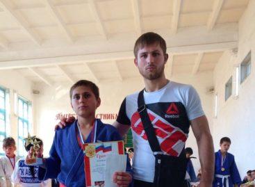 Сальский дзюдоист стал третьим на межрегиональном турнире
