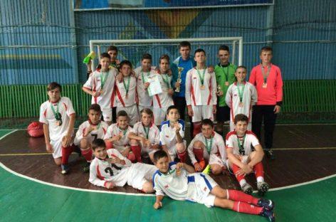 Сальчане завоевали «бронзу» областного чемпионата