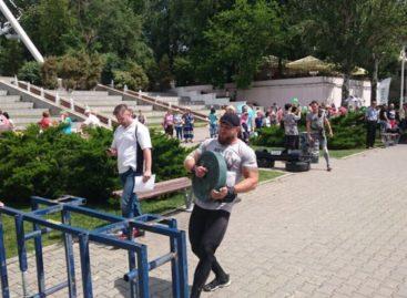 Сальчане показали в Ростове, кто всех сильнее