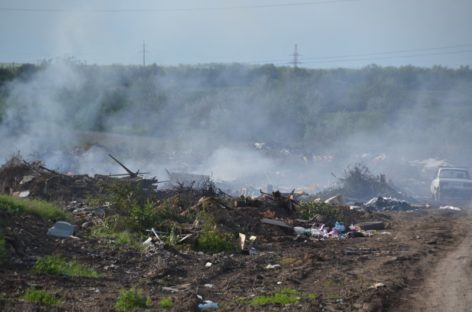 Проект «Генеральная уборка» собирает фотографии незаконных свалок