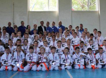Каратэ киокусинкай: сальчане привезли три медали из Зверево