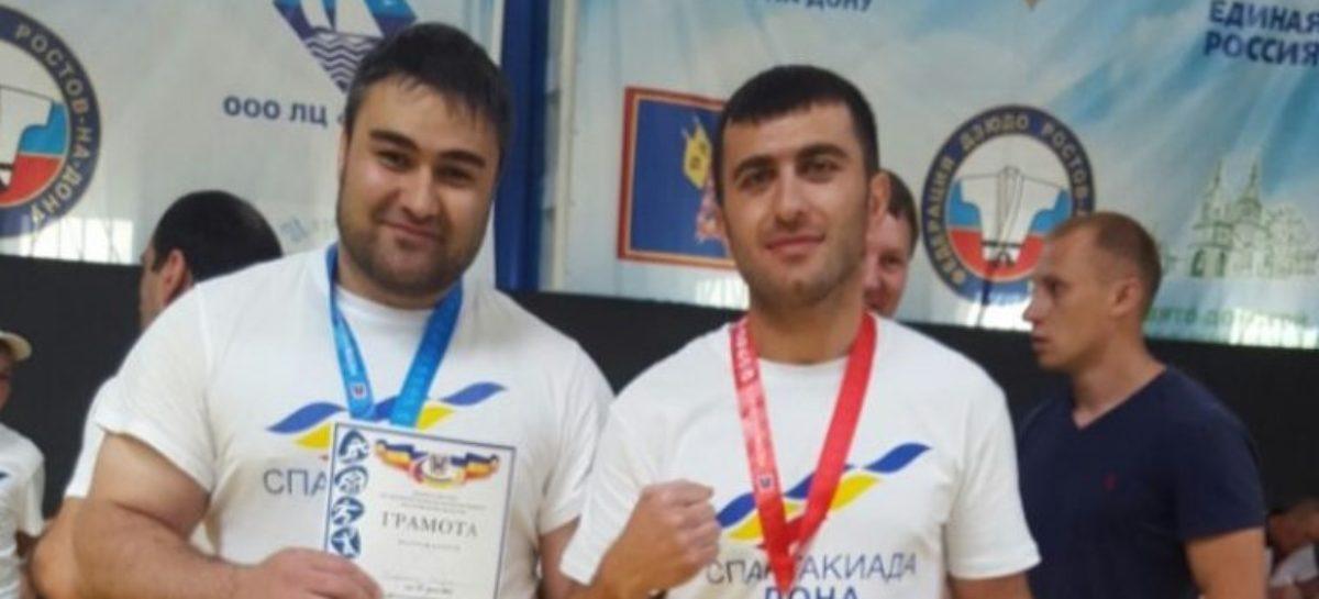 «Серебро» Спартакиады Дона – у сальчан