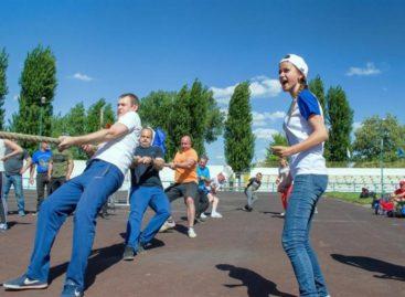 Сальчане прошли в финал Спартакиады Дона