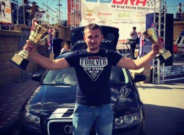 Сальчанин завоевал «бронзу» и «золото» по автозвуку в Волгограде