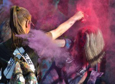 Фестиваль красок в Сальске: ярче, жарче, веселее