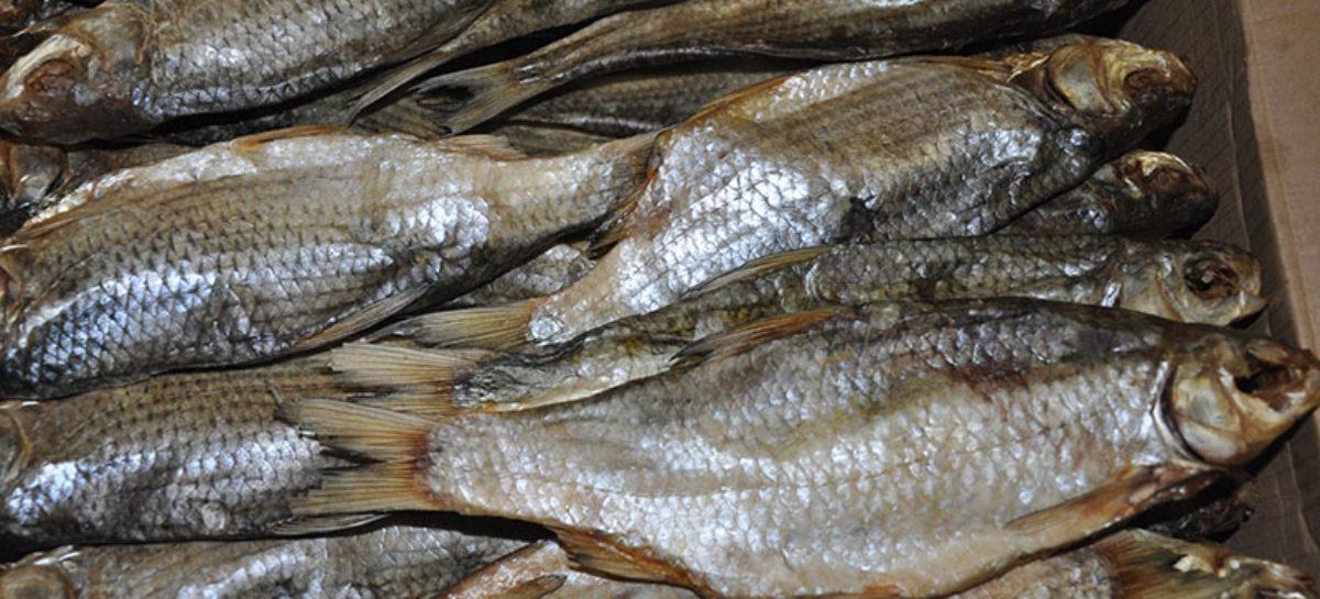 Опасную для здоровья рыбу продавали в Сальском районе