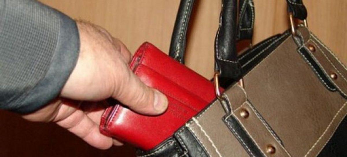 В Сальске украли кошелек средь бела дня