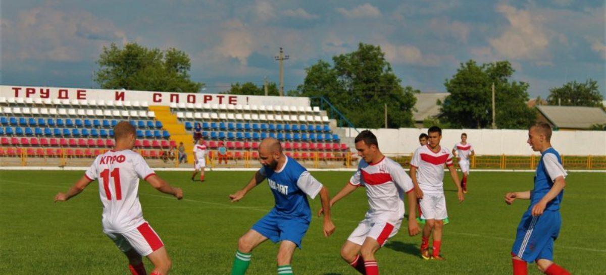 Чемпионат Сальского района по футболу: определились лидеры второго тура