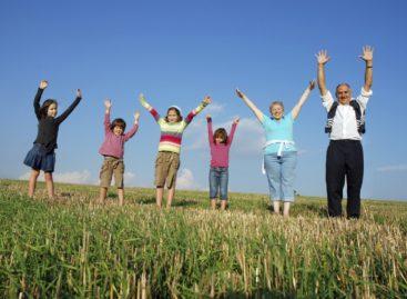 Многодетные сальские семьи безвозмездно получили почти пятьсот земельных участков