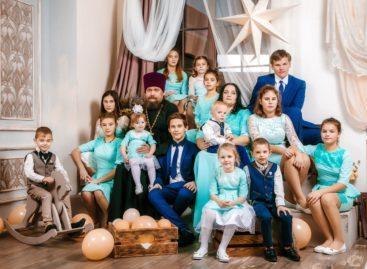 Ростовскую область на Всероссийском конкурсе «Семья года» представят пять семей