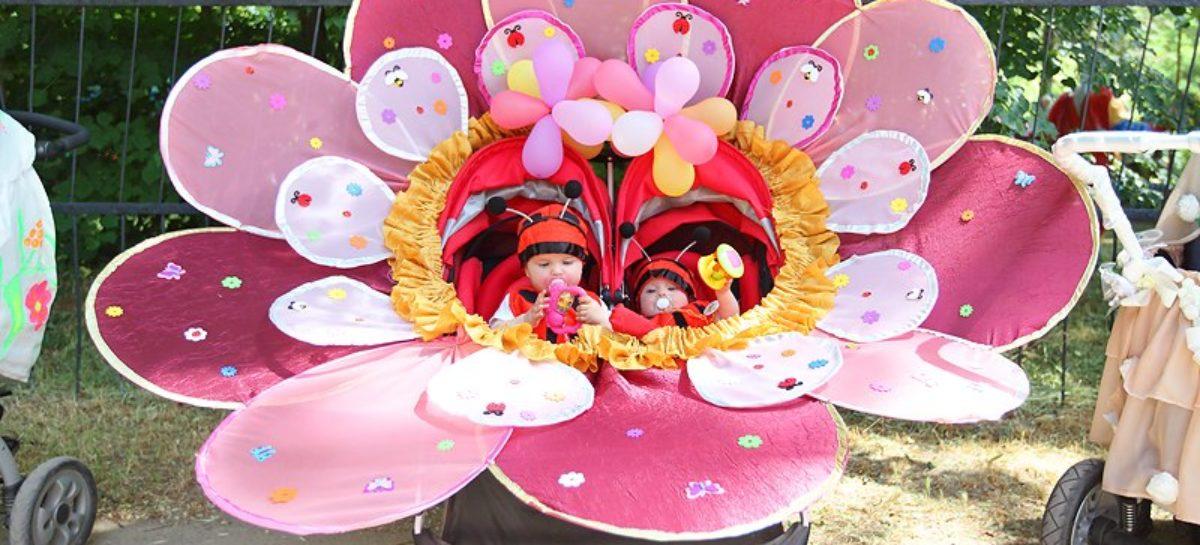 Заявки на участие в «Параде колясок» в Сальске принимают во Дворце культуры