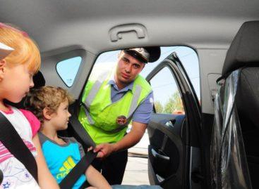 Операция «Ребенок-пассажир» — массовые рейды проводят сальские полицейские