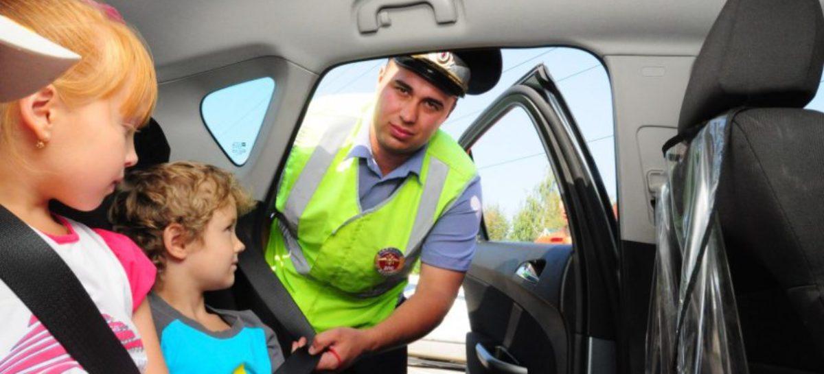 Разъяснения водителям об изменениях в правилах перевозки детей  с 12 июля 2017 года