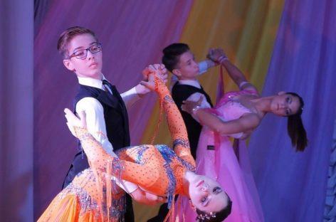 Красочный и яркий праздник танца состоялся в РДК