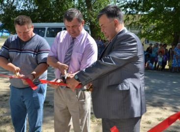 Открылся двадцатый модульный ФАП в Сальском районе