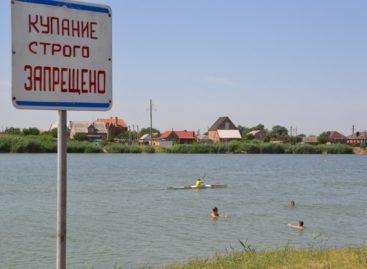 Купаться запрещено: почему закрыт пляж в районе гребной базы в Сальске