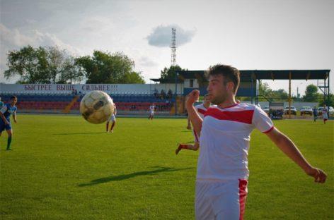 Матчи восьмого тура районного чемпионата по футболу пройдут 9 июля