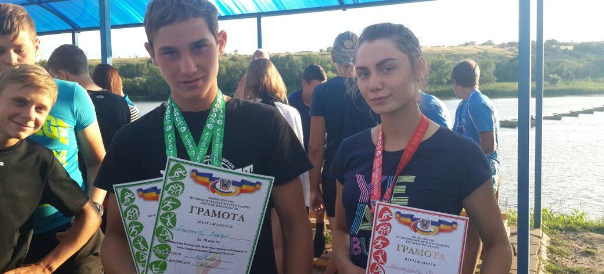 Сальские гребцы прошли отбор на всероссийские соревнования