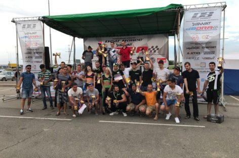 Cальчанин стал первым на этапе чемпионата мира по автозвуку в Краснодаре