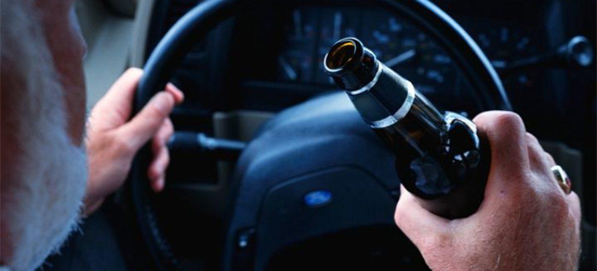 Заметил пьяного за рулем — сообщи в полицию!