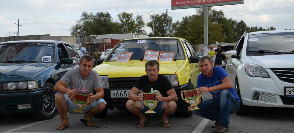 Сальчанин дважды установил рекорд России на чемпионате по автозвуку