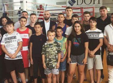 Шесть золотых медалей завоевали сальские боксеры в Багаевской