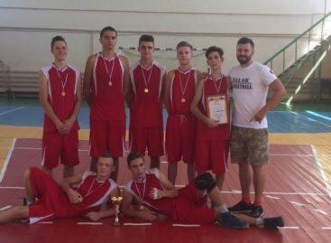 Первый турнир по баскетболу «Родина» прошел в Сальском районе