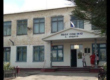 Сандатовской школе не хватает водителей автобуса и преподавателей