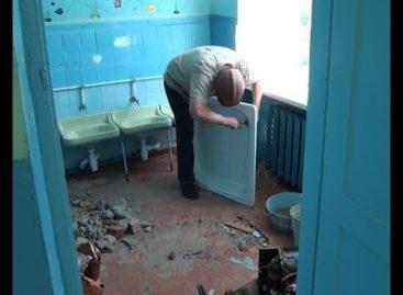 В селе Сандата на ремонт закрыт детсад «Теремок»