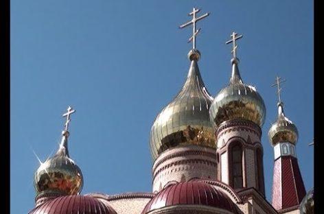 В Сальске собор святых равноапостольных Кирилла и Мефодия открыл двери прихожанам