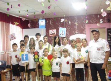 Ради детской безопасности: в Сальске ГИБДД снова проводит рейды
