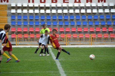 Сальчан приглашают поболеть за юных футболистов 12 августа