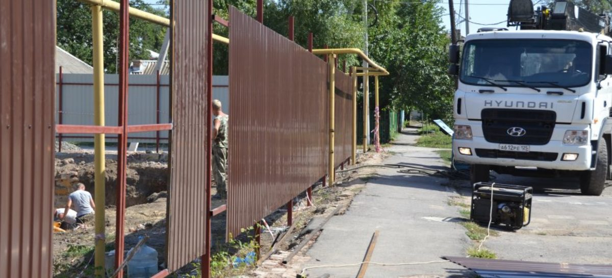 В Сальске на земельном участке под социальный объект могут построить жилой дом