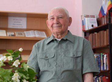 «Жаркое лето сорок второго»: писатель Виктор Лопаткин — о своей книге и жизни