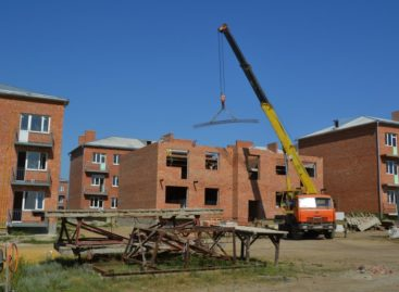 Сальск растёт: вести с городских строек