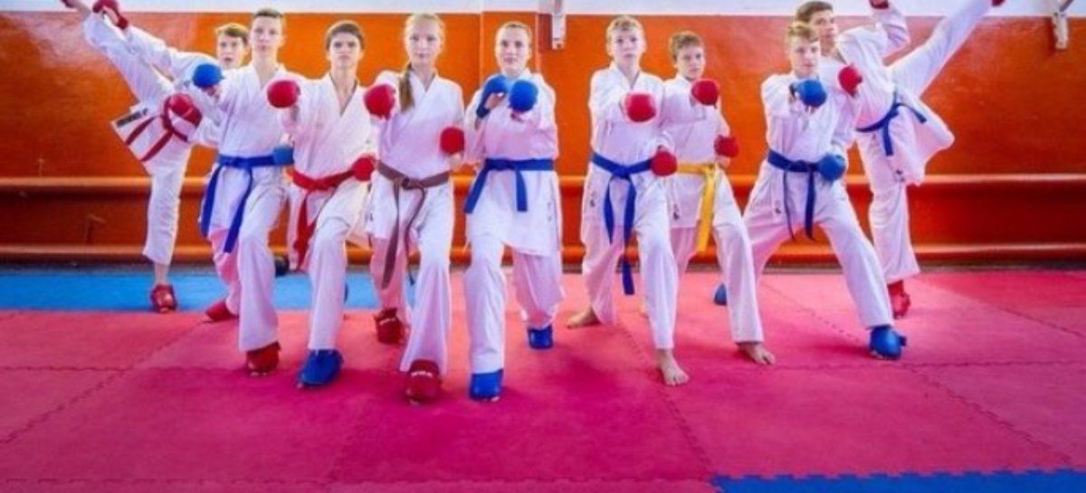 Чемпионат России по каратэ WKF: сальские каратисты поедут в Пензу