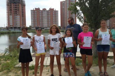 Гребля: сальчане взяли медали на батайской воде