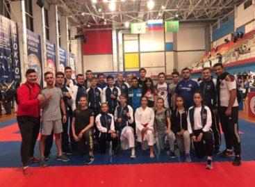Сальчане выступили на чемпионате России по каратэ в Пензе