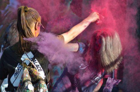 Сальчан приглашают на фестиваль красок