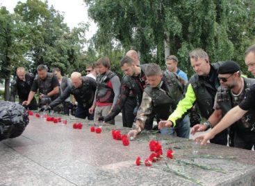 «Ночные волки» возложат цветы к Вечному огню в Сальске 14 августа