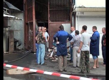 Пожар на центральном рынке в Сальске: вопросы без ответов