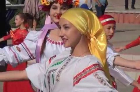 В Сальске состоялся фестиваль национальных культур