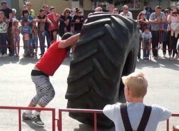 Шоу «Силовой экстрим» показали в Сальске