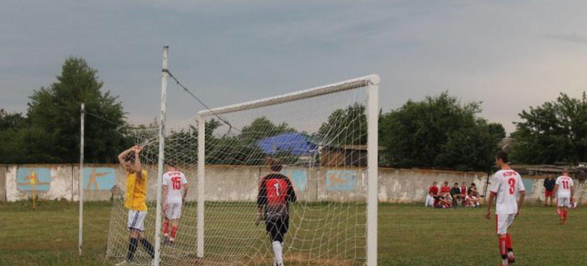 Сальчан приглашают поболеть за любимую футбольную команду 1 октября