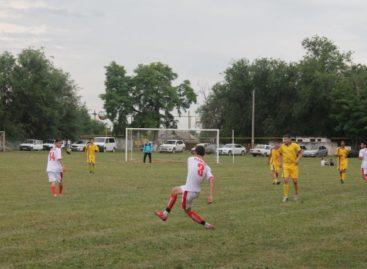 Чемпионат района по футболу пройдёт 24 сентября