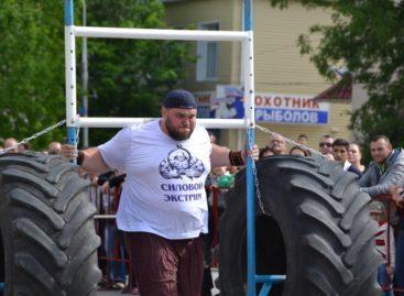 Шоу силового экстрима — в Сальске 24 сентября