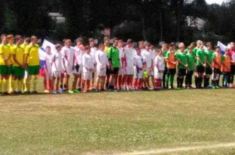 На стадионе «Локомотив» футбольные команды МБУ СШ и ДЮСШ встретятся 4 сентября